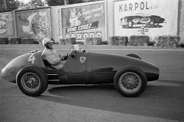 Giuseppe Farina「Nino Farina, Grand Prix Of Belgium」:写真・画像(4)[壁紙.com]