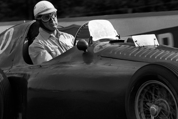Giuseppe Farina「Nino Farina, Grand Prix Of Belgium」:写真・画像(13)[壁紙.com]