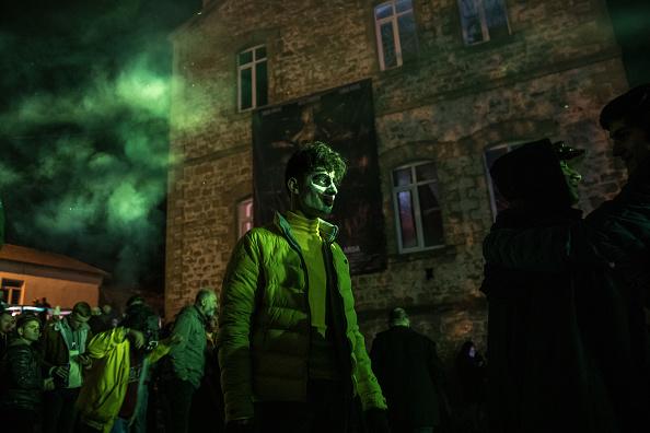 Bestof「Bocuk Festival Brings Out Ghouls And Ghosts In Edirne」:写真・画像(17)[壁紙.com]