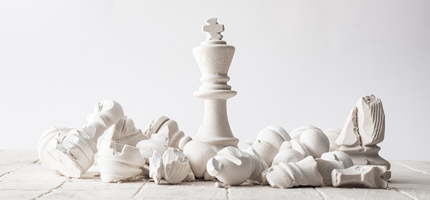 Battle「Chess Concept」:スマホ壁紙(1)