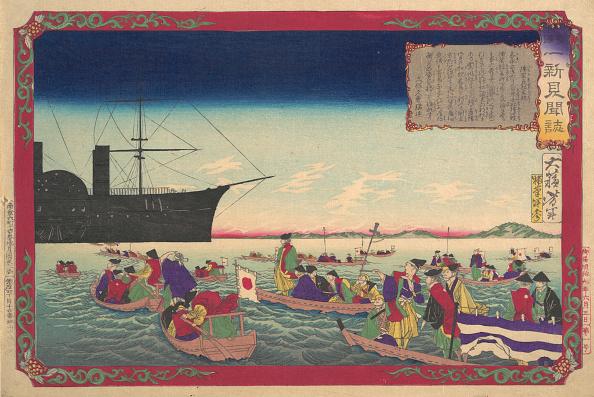 Restoring「Chronicle Of The Imperial Restoration (Kokoku Isshin Kenbunshi)」:写真・画像(6)[壁紙.com]