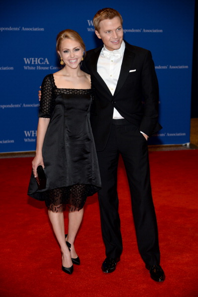 AnnaSophia Robb「100th Annual White House Correspondents' Association Dinner - Arrivals」:写真・画像(8)[壁紙.com]