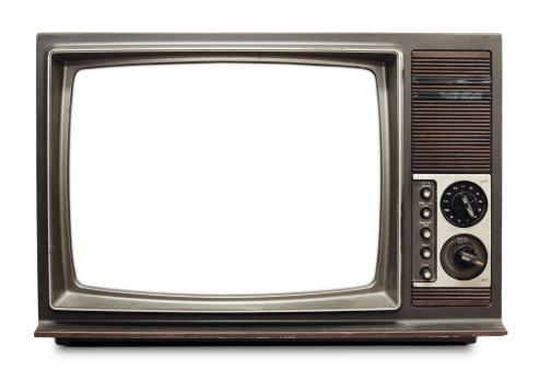 Blank Screen「Vintage TV」:スマホ壁紙(17)