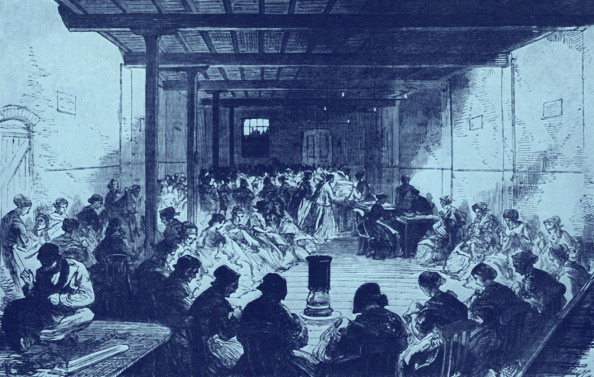Business Finance and Industry「19th century sewing class」:写真・画像(8)[壁紙.com]