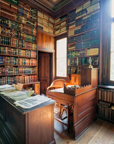 Reading「19th Century Library (XXL)」:スマホ壁紙(19)