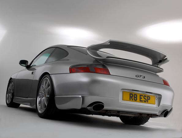 Model - Object「2000 Porsche 911 GT3」:写真・画像(11)[壁紙.com]