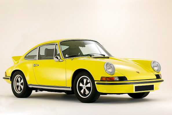 Yellow「1973 Porsche 911 Carrera RS 2.7」:写真・画像(15)[壁紙.com]