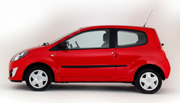 Hatchback「2008 Renault Twingo」:写真・画像(9)[壁紙.com]