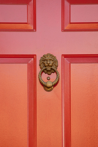Front Door「Lion Door Knocker」:スマホ壁紙(14)