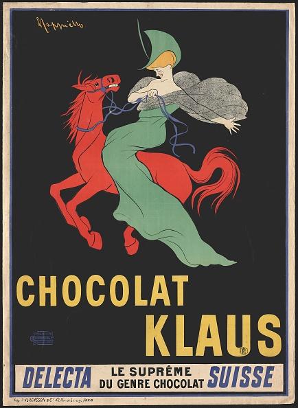 Art Nouveau「Chocolat Klaus」:写真・画像(10)[壁紙.com]