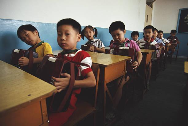 Chinese School Accordionists:ニュース(壁紙.com)