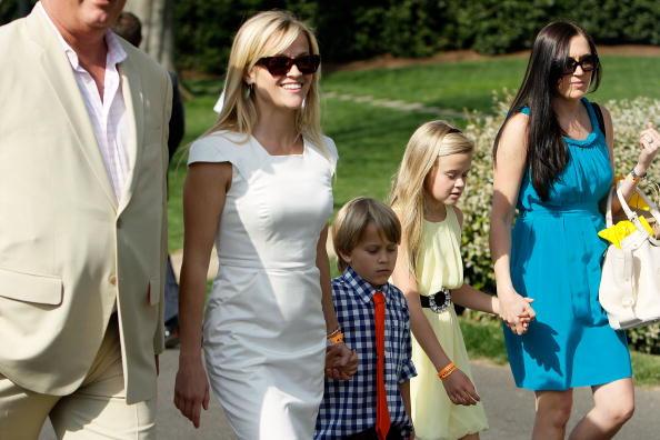 Alex Wong「President And Mrs. Obama Host Easter Egg Roll On White House Lawn」:写真・画像(14)[壁紙.com]