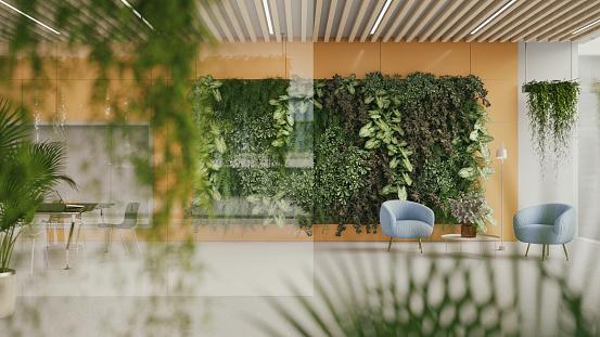 Ecosystem「Green office」:スマホ壁紙(19)