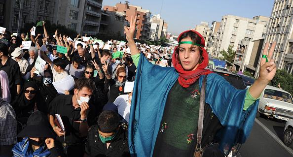 Green Color「Post Election March」:写真・画像(19)[壁紙.com]
