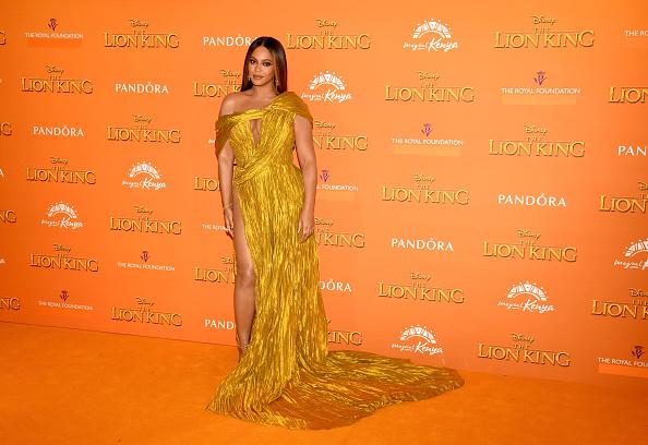 "Beyoncé Knowles「European Premiere of Disney's ""The Lion King""」:写真・画像(9)[壁紙.com]"