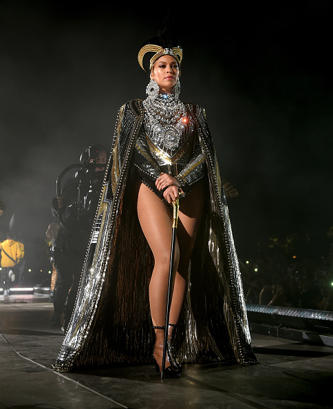 Beyoncé Knowles「2018 Coachella Valley Music And Arts Festival - Weekend 1 - Day 2」:写真・画像(7)[壁紙.com]