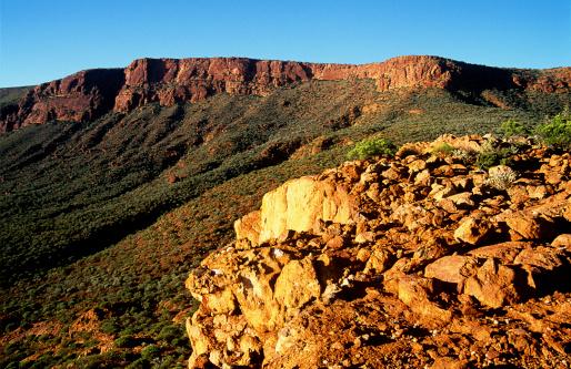 Escarpment「Escarpment on Mt Augustus, Mt Augustus National park, Western Australia.」:スマホ壁紙(18)