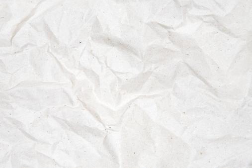 Textured Effect「Crumpled Gray Paper Background」:スマホ壁紙(2)
