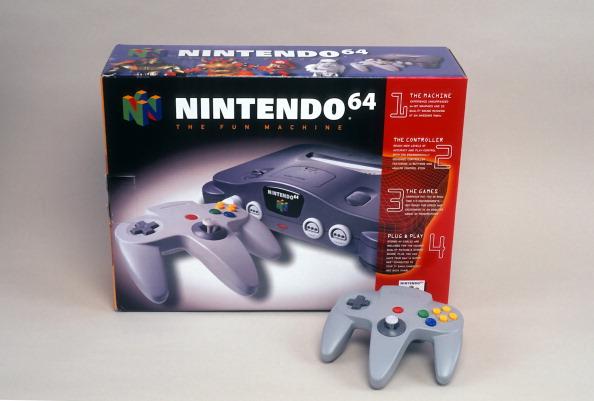 1990-1999「Nintendo 64」:写真・画像(0)[壁紙.com]