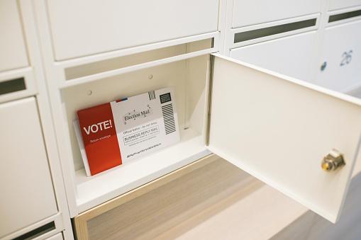 Voting Ballot「Voting Ballot in mailbox」:スマホ壁紙(18)