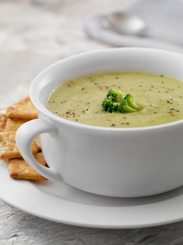 Sour Cream「Creamy Broccoli Soup」:スマホ壁紙(15)