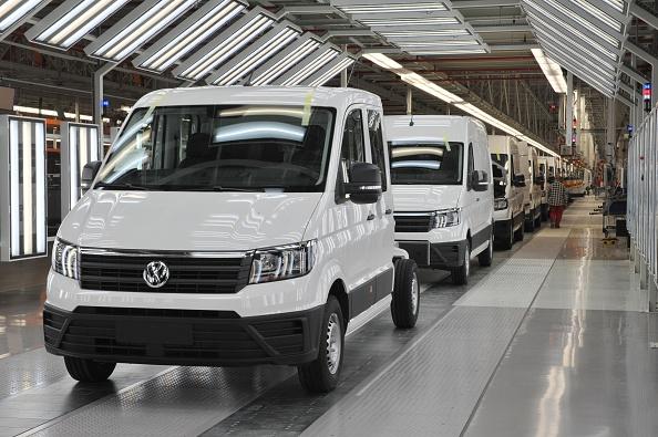 Volkswagen「Volkswagen factory in Wrzesnia, Poland」:写真・画像(3)[壁紙.com]