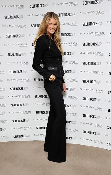 Wristwatch「Elle Macpherson Celebrates 10th Anniversary of Elle Macpherson Intimates at Selfridges」:写真・画像(15)[壁紙.com]