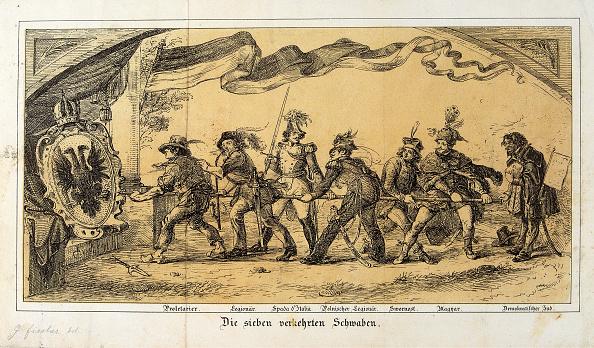 Patriotism「Caricature> Hans Jörgel <」:写真・画像(4)[壁紙.com]
