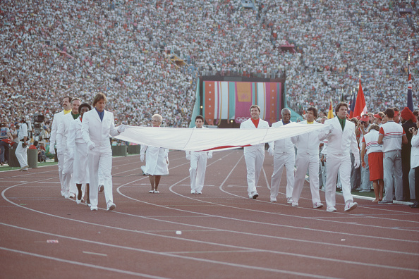 Celebration Event「XXIII Olympic Summer Games」:写真・画像(18)[壁紙.com]