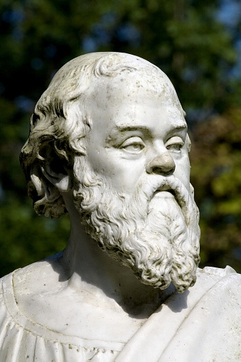 Beard「Statue of Socrates.」:スマホ壁紙(19)