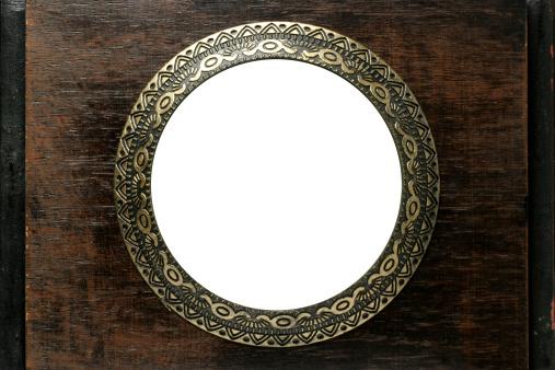 Dirty「Ancient Circle Frame」:スマホ壁紙(18)