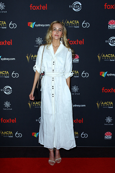 Lisa Maree Williams「2018 AACTA Awards Presented by Foxtel   Industry Luncheon - Red Carpet」:写真・画像(16)[壁紙.com]