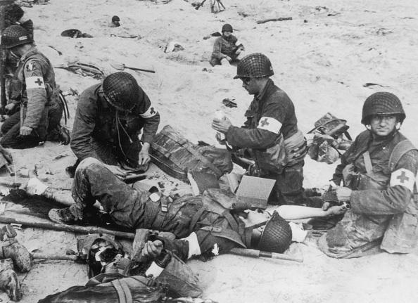 Army Soldier「Normandy Landings」:写真・画像(1)[壁紙.com]