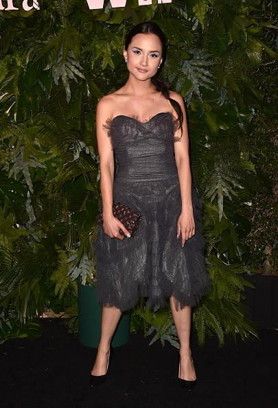Flared Dress「Max Mara WIF Face Of The Future - Arrivals」:写真・画像(7)[壁紙.com]