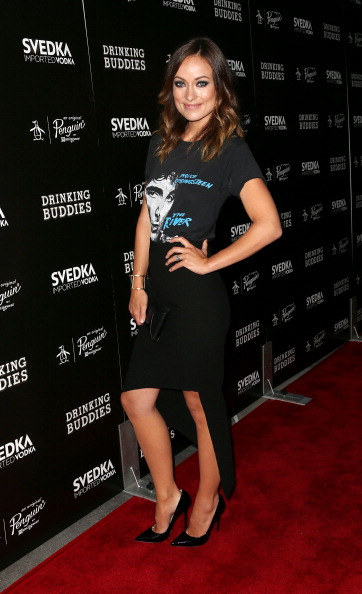 "High Heels「Screening Of Magnolia Pictures' ""Drinking Buddies"" - Arrivals」:写真・画像(8)[壁紙.com]"