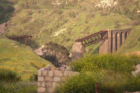 Rail Transportation「Israel Gives Green Light To Jordan Rail Link」:写真・画像(17)[壁紙.com]