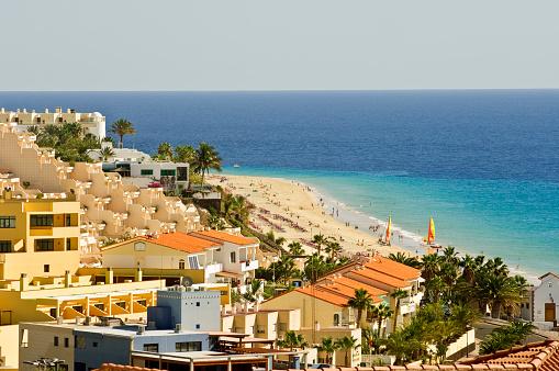 Canary Islands「Village of Morro Jable」:スマホ壁紙(13)