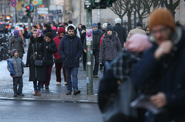 Street「Germany, Already Multi-Ethnic, Debates Refugees」:写真・画像(14)[壁紙.com]