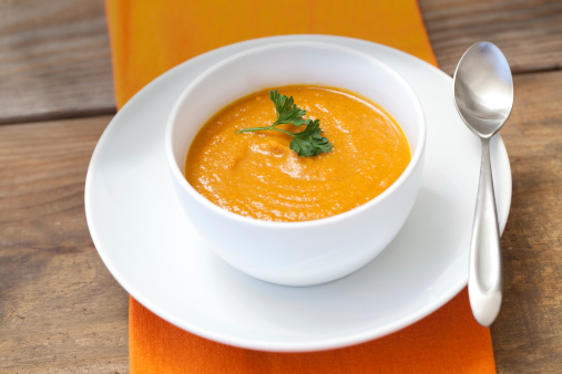 Cream Soup「Pumpkin Soup」:スマホ壁紙(1)