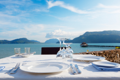 Fine Dining「dining with a view」:スマホ壁紙(18)