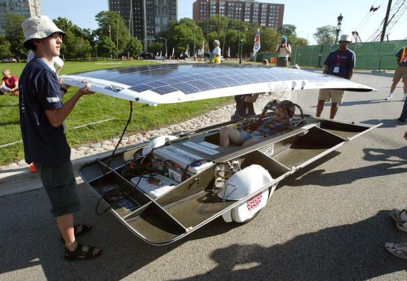 Cars 2「University Students Participate In American Solar Challenge」:写真・画像(13)[壁紙.com]