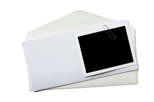 Photography Themes「Envelope with blank photo」:スマホ壁紙(18)
