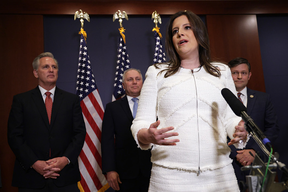 Alex Wong「House Republican Conference Elects New Chair To Replace Liz Cheney」:写真・画像(0)[壁紙.com]