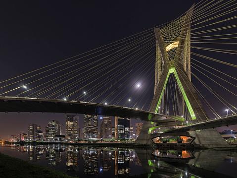 River「Cityscapes - Major Business Cities - São Paulo, Brazil」:スマホ壁紙(9)