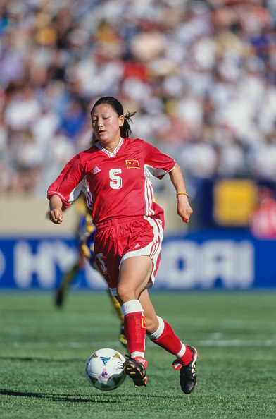 Women's Soccer「1999 FIFA Women's World Cup」:写真・画像(10)[壁紙.com]