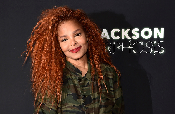 """Attending「Janet Jackson Celebrates Park Theater Residency Debut With """"Metamorphosis"""" After Party At On The Record」:写真・画像(5)[壁紙.com]"""
