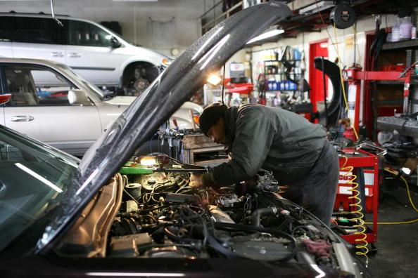 Car「Major Automakers See U.S. Sales Plunge In December」:写真・画像(15)[壁紙.com]