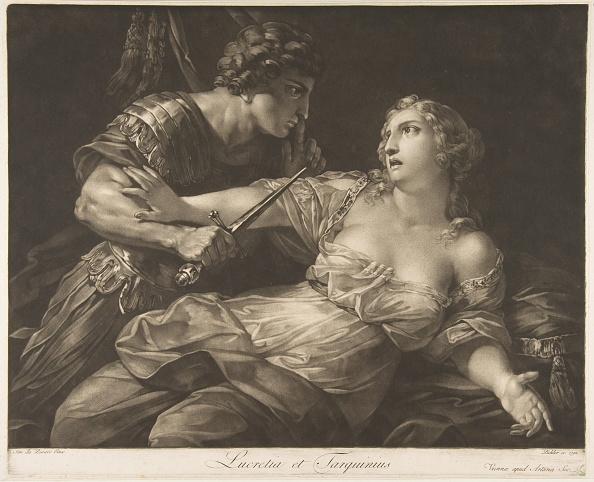 Horror「Tarquin And Lucretia」:写真・画像(14)[壁紙.com]