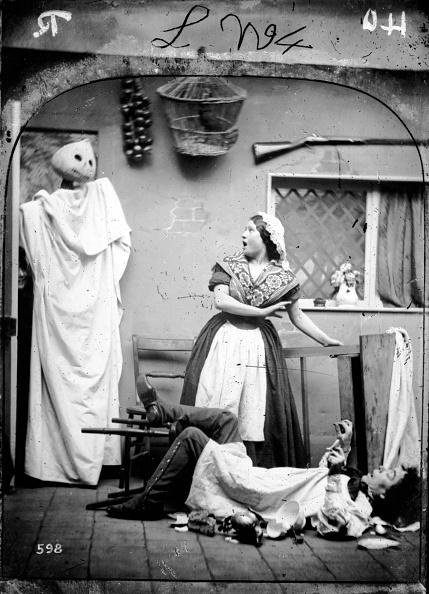 Halloween「Pumpkin Visitor」:写真・画像(9)[壁紙.com]