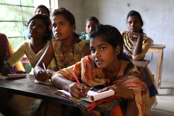 Paula Bronstein「Raising Her Voice: India」:写真・画像(1)[壁紙.com]